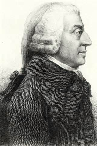 "Adam Smith of ""The Wealth of Nations"" fame"