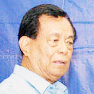 Former Sen. Nene Pimentel