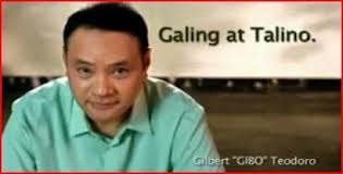 TV spot for 2010 presidential candidate Gibo Teodoro