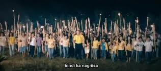TV spot for Pnoy during 2010 election campaign