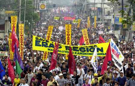 EDSA II, January 2001