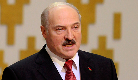 President Alexander Lukashenko of Belarus