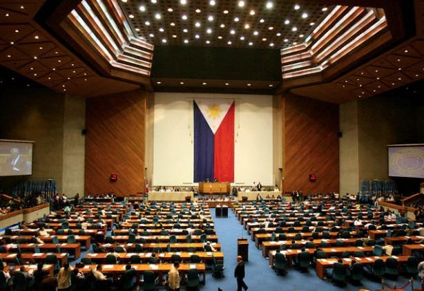 Plenary hall of House of Representatives