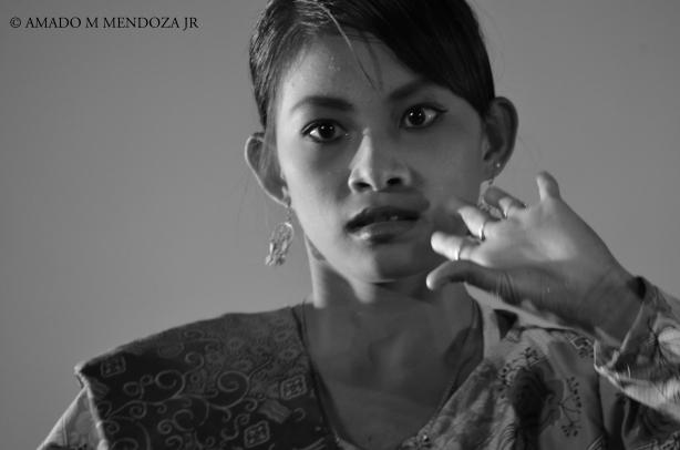 Sama-Bajau Igal dancer