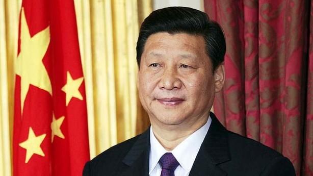 China President Xi Ping