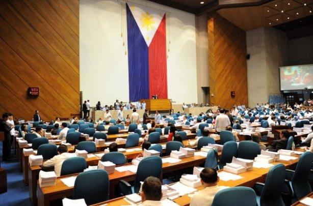 Filipino legislators