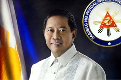 Vice President Jejomar 'Jojo' Binay