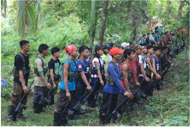 npa fighters in isabela