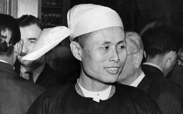 General Aung San, considered the father of Burma's independence, was assassinated on July 19, 1947.