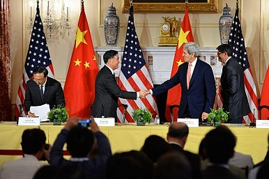 US-China strategic and economic dialogue