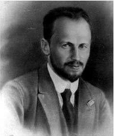 Nikolai Bukharin