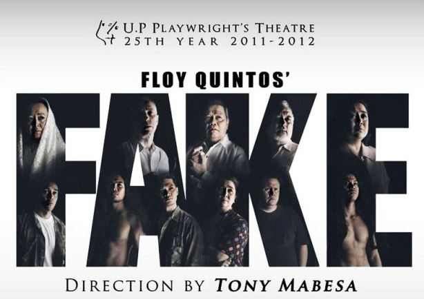 Fake by Floy Quintos