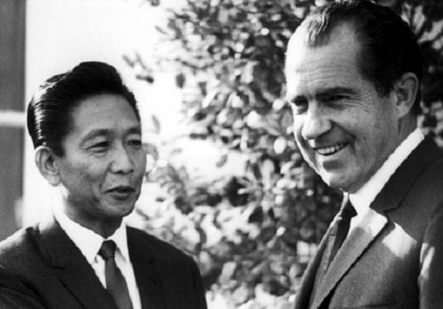 Marcos and Nixon